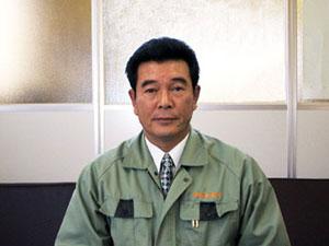 四国工業株式会社 前野 忠勝